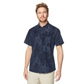 Рубашка с коротким рукавом из органического хлопка тсм Чибо германия, размер Л ворот 41-42