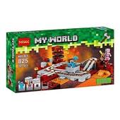 Конструктор Minecraft 387дет. 825