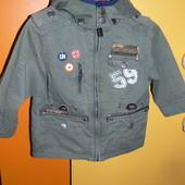 Куртка-парка Prenatal на 1-1,5 года.