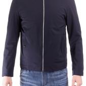Синяя мужская куртка, 2 цвета