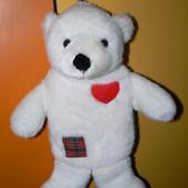 Грелка игрушка подушка Медвежонок.