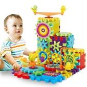 Детский развивающий 3D конструктор Funny bricks Фанни Брикс
