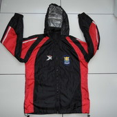 Куртка-ветровка - клубная Tom law Town f.c. - S/m -Англия!!!