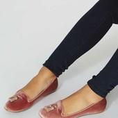 туфли балетки Dorothy Perkins Англия 25.5 см 39 размер