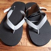 Вьетнамки мужские Crivit черные размер 42-43,  18-41 Ю