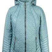 Женская весенняя куртка Луиза, размеры 50-58,цвета разные, опт и розница