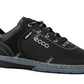 40 и 44 р Спортивные мужские туфли демисезонные (КТ-26е)