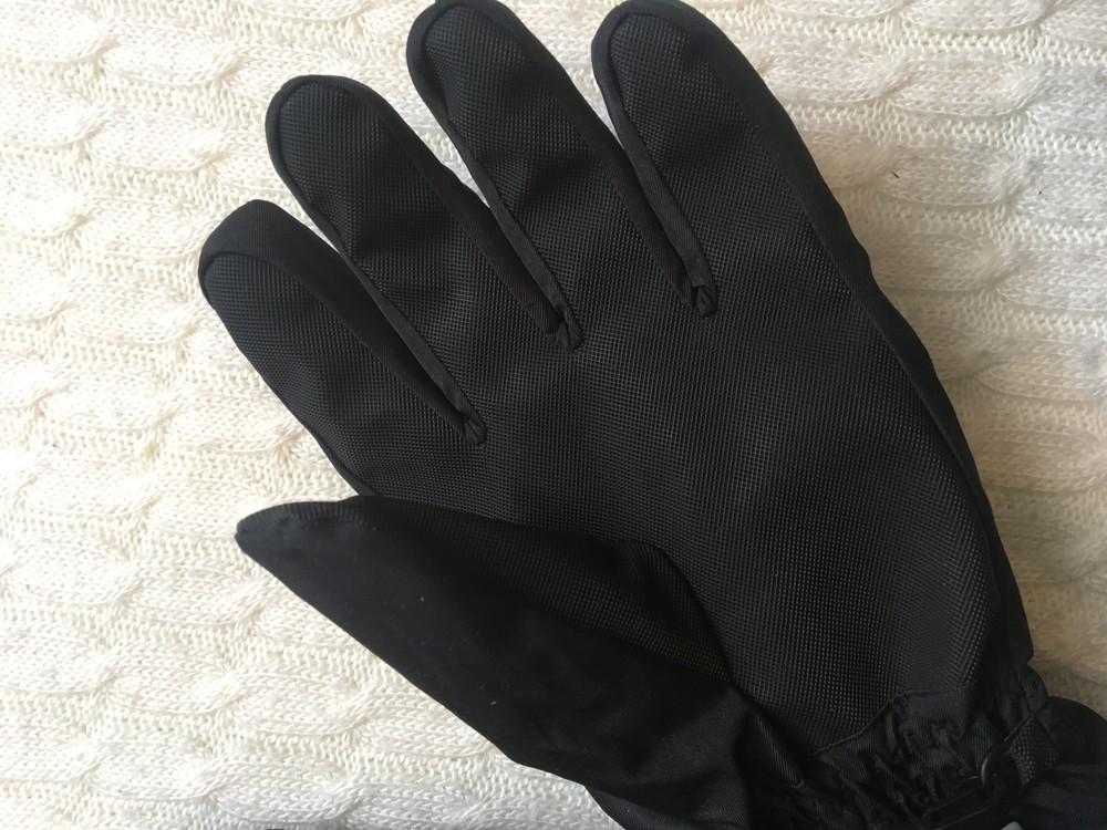 Зимние лыжные мужские перчатки campri, англия, размер м фото №3