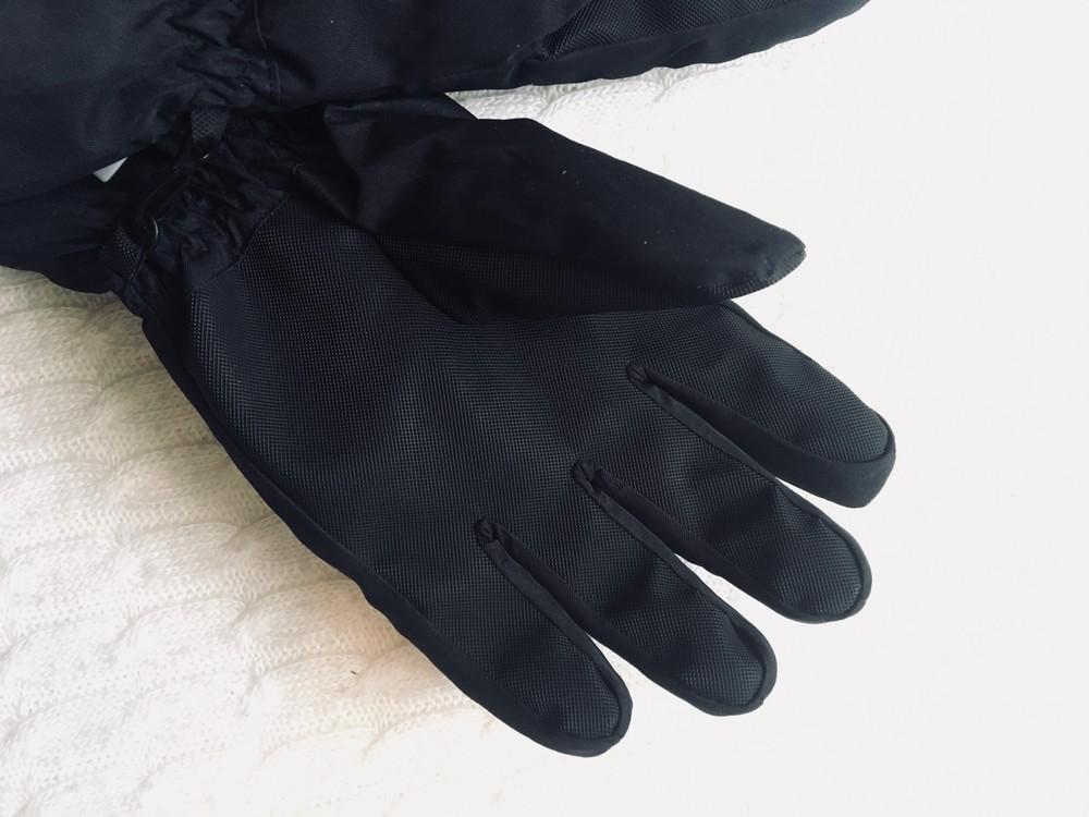 Зимние лыжные мужские перчатки campri, англия, размер м фото №4