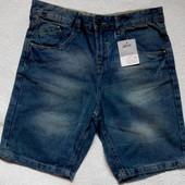 Alive Шорты джинсовые на подростка 164 см Германия.