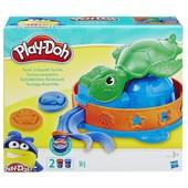 Play Doh Игровой набор пластилина Забавная черепашка. В наличии