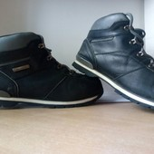 Фирменные демисезонные ботинки Timberland оригинал 40 р в хорошем сост.