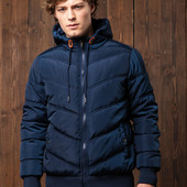 Бомбер, куртка мужская, зимняя, новая, Италия, размер m-L, l-XL