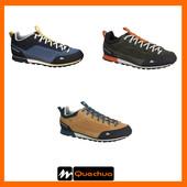 Фирменные кожаные кроссовки Quechua NH 500 р 39-47