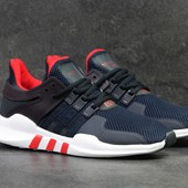 Кроссовки сетка Adidas Equipment  ADV/91-17 dark blue
