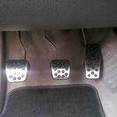 Накладки на педали Opel, Chevrolet
