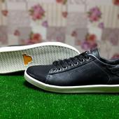 Кеды кожаные мужские Multi-Shoes Rich Black