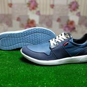 Кеды мужские кожаные Multi-Shoes Levis GH1
