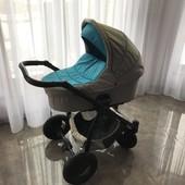 Продам дитячу коляску Tutis Zippy Sport 2 в 1