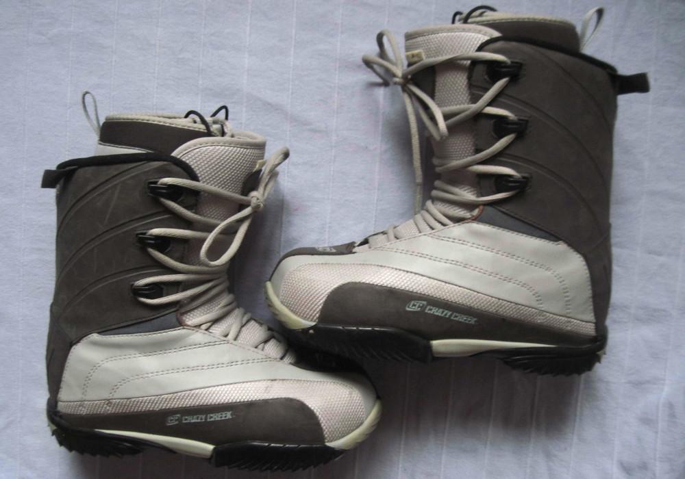 Crazy creek (41) сноубордические ботинки фото №1