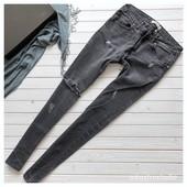 Стильные мужские джинсы Zara p-p М