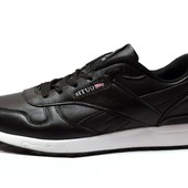 Спортивные кроссовки в стиле Reebok – Эко Кожа (S-769)