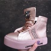 Кроссовки ботинки Филип плейн Philipp plein