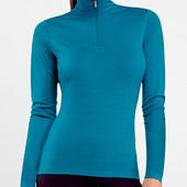 Женская кофта Icebreaker Women's Oasis ls half zip М