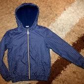 Куртка деми на девочку 134-140 р