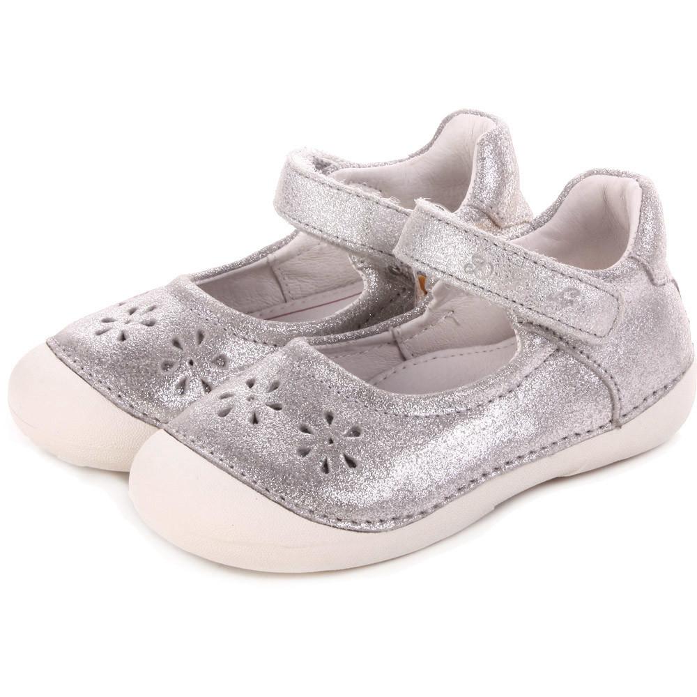 Кожаные туфли 19-24 d. d. step 015-122 дд степ фото №1