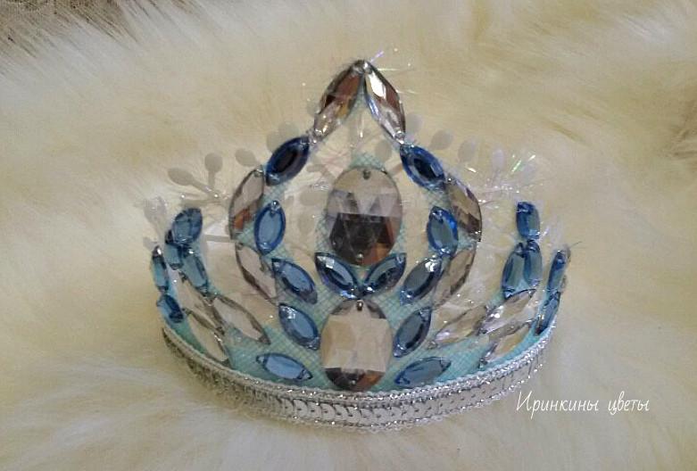 Корона эльзы frozen , холодное сердце фото №1