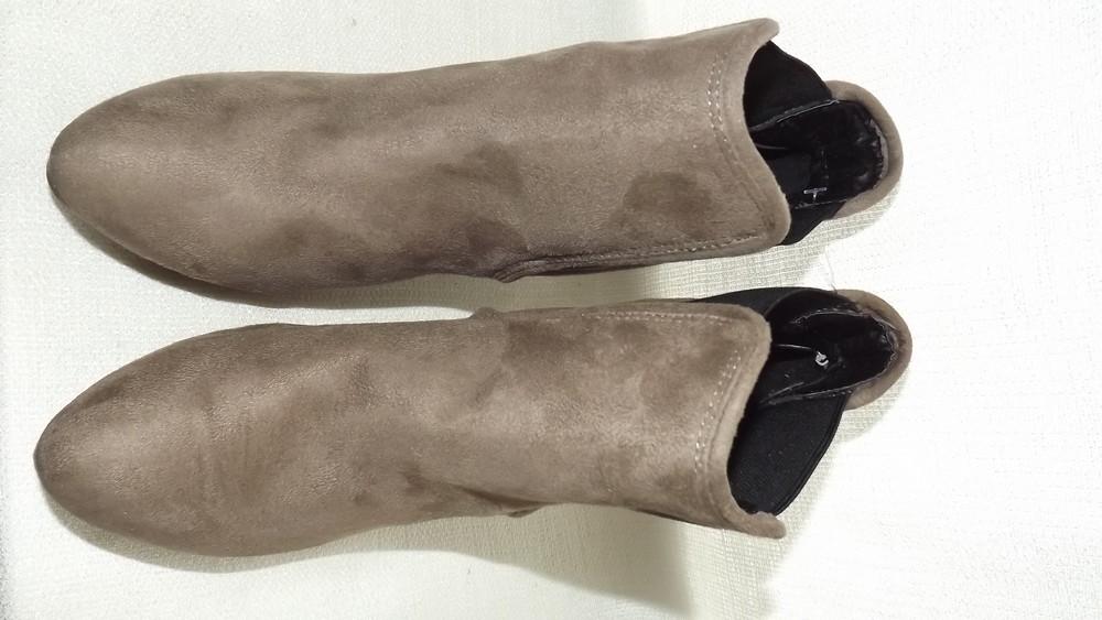Ботильоны ботинки каблук esmara 36,37,38,39,40 размер фото №6