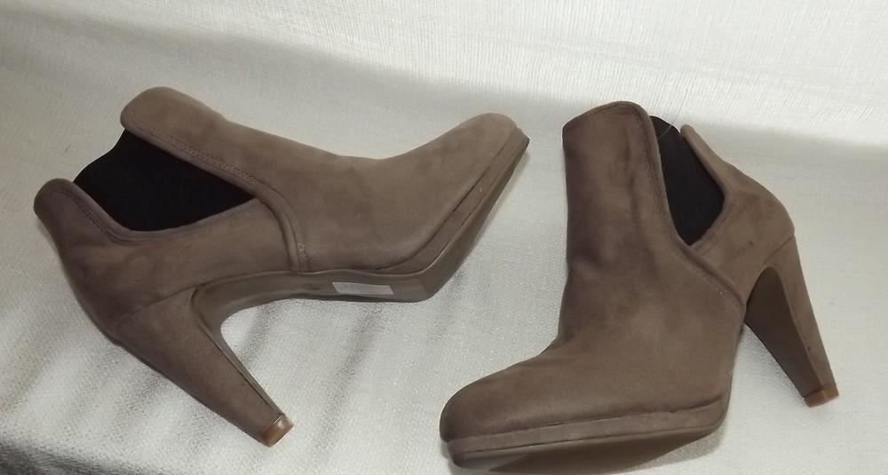 Ботильоны ботинки каблук esmara 36,37,38,39,40 размер фото №8