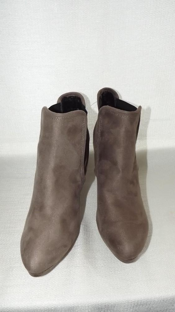 Ботильоны ботинки каблук esmara 36,37,38,39,40 размер фото №9