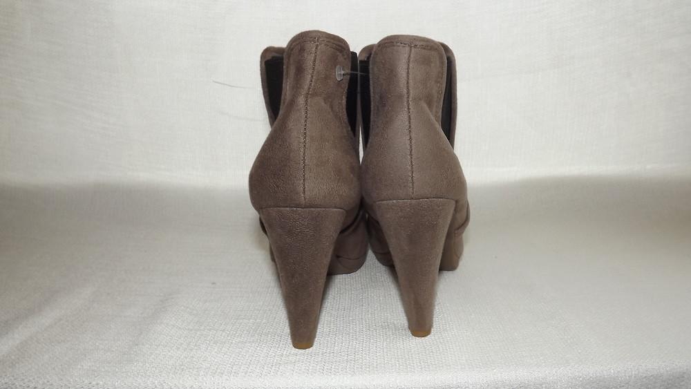 Ботильоны ботинки каблук esmara 36,37,38,39,40 размер фото №4