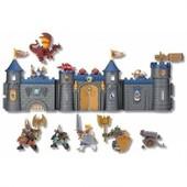 Распродажа - Большой замок от Keenway игровой набор рыцари драконы