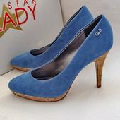 Женские туфли Graceland, Германия. 40р. - 26 см