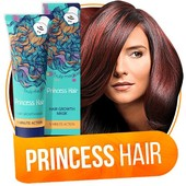 Princess Hair - маска для ускорения роста и оздоровления волос Принцесс Хаир