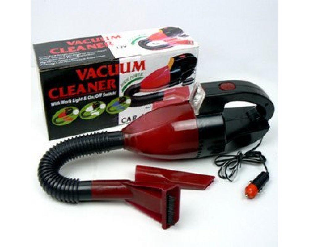 Пылесос для авто вакуумный car vacum cleaner, автопилесос фото №1