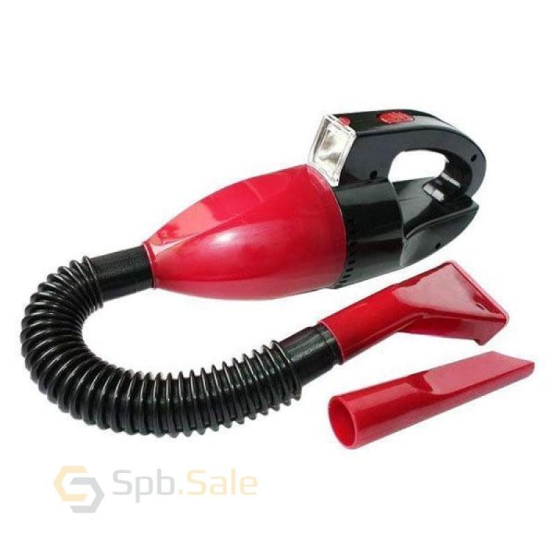 Пылесос для авто вакуумный car vacum cleaner, автопилесос фото №2