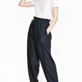 Брюки оверсайз, H&M, S штаны