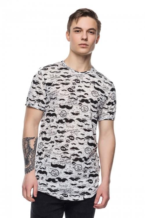 Стильные мужские футболки от Национального производителя. фото №1