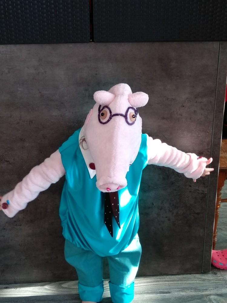 Поросятко - свинка поросенок, свинья, детские карнавальные костюмы. прокат. продажа. пошив фото №1