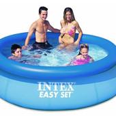 Надувной бассейн семейный Intex 28110 на 2419л. Супер модель