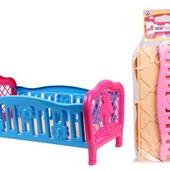 Кроватки / коляски для кукол. Выкуп раз в неделю (пятница).