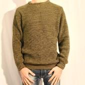2152 Теплый меланжевый свитер George M