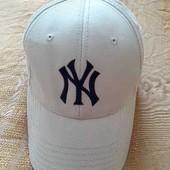 Бейсболка фирменная New York р.56-58