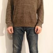 2187 Теплый свитер Easy Premium Vintage L