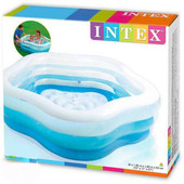 56495 бессейн детский надувной Intex Интекс 180х53см