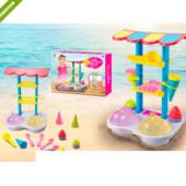 """Игровой набор для песочницы """"кафе мороженое"""" 9903"""